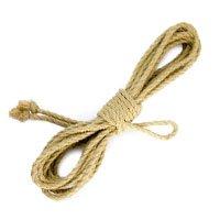 Shibari y cuerdas de yute para kinbaku y bondage
