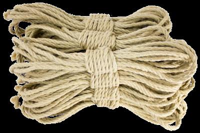 Montón de cuerdas de yute de 6mm para shibari y kinbaju