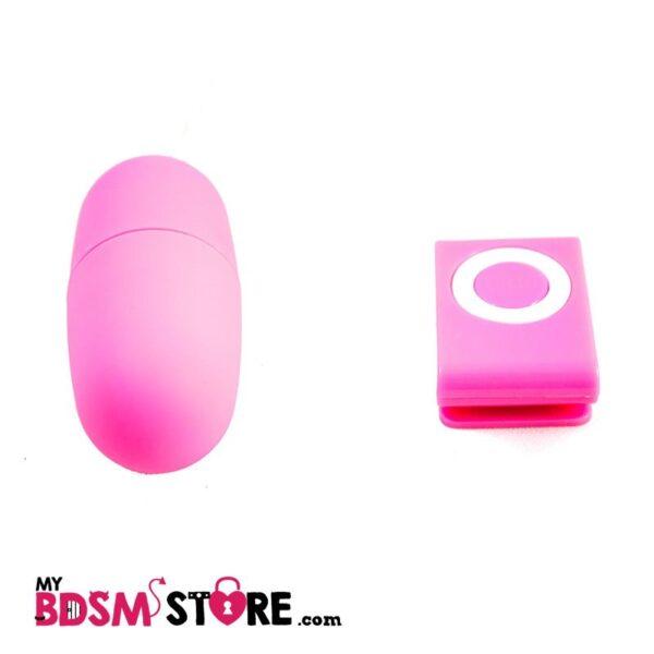 bala vibradora remota rosa