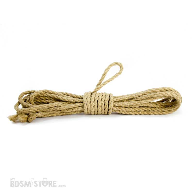 shibari y kinbaku comprar cuerdas para bdsm y bondage de yute 6mm