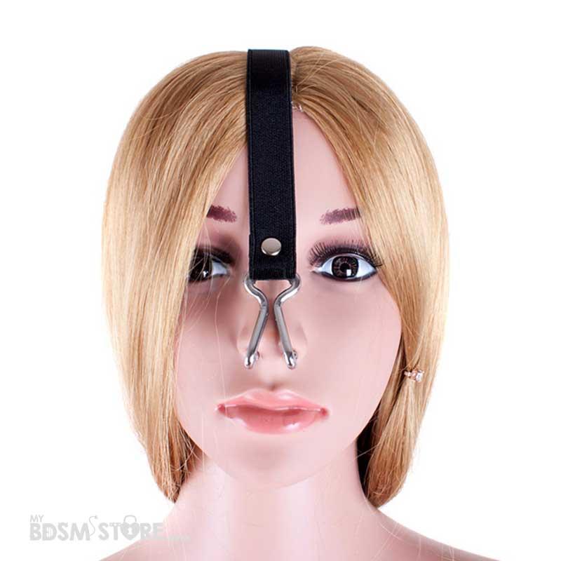 Gancho Nasal para juegos de BDSM y humillación para sumisos y sumisas nariz de cerdita