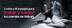 3 mitos y 10consejos paratratar y cuidar tus cuerdas de Shibari