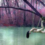Japanese Bondage (Shibari) - Hikari Kesho, Observing the Stillness of Brenta River